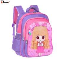 Wholesale princess bags for children for sale - Group buy Cute Girls School Bags Kids Backpack Princess Primary Schoolbag Children School Bag For Girl Grade Bookbag Waterproof Big bbyqXd