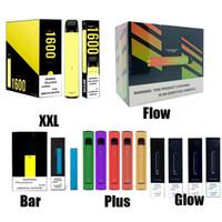 Wholesale pod for sale - Group buy Glow Flow Plus XXL Disposable Pod Device Portable Vape Stick Pen System Device Puff Puffs Vape Bars kit