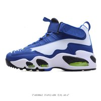 Wholesale super soft soles for sale - Group buy sports shoes super soft combination air cushion sole basketball shoes blue white