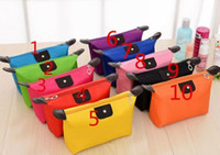 Free Shipping ePacket New Large Capacity Portable Cosmetic Bag Ms. Travel Large Wash Bag Waterproof Storage Bag Cosmetic Case!