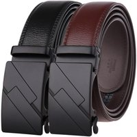 Wholesale designer belts for men sale for sale - Group buy 2019 New Cow Leather Waist Strap Men s Famous Brand Designer Male Jean Belt Top Sale Automatic Buckle Belts for Men