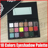 Wholesale pigment palette resale online - Five Star Eye Shadows Makeup Conspiracy Eyeshadow Palette Colors Pigments Shimmer Matte Eye Shadow Palettes