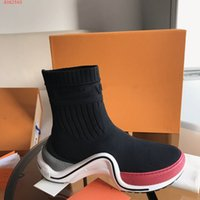 Wholesale men s winter shoes boots for sale - Group buy 2020 New marque Women ArchLight Sneaker Leather Trainers for Men Womens Triple S Running Shoes Fashion Casual Outdoor Boots Fashion