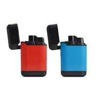 Torch Lighter Windproof Cigar Lighters Refillable Butane Gas Jet Lighter Men's Smoking Gadgets