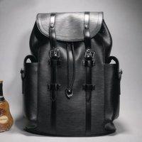 Wholesale back pack men resale online - Fashion Backpack Large Backpack for Men Genuine Leather Back Pack Shoulder Bag Women Handbag Presbyopic Mini Backpacks Lady Messenger Bag