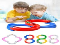 Wholesale gifts for parents for sale - Group buy Funny Parent Child Interaction Toy Track Ball Toys Children Sense Training Toy For Kindergarten Kids Educational Toy Gift Zxh sqcSjk