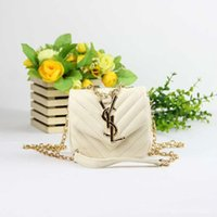 Wholesale princess bags for children resale online - Baby Bags Kids Handbags Fashion Lovely Kids Girls Mini tote Princess Purses Chain Shoulder Bags For children Kids Christmas Gifts
