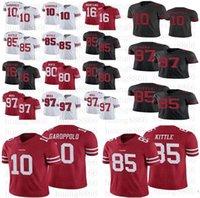 Wholesale 49er jerseys for sale - Group buy Men women er youth Jimmy Garoppolo jersey George Kittle Nick Bosa Jerry Rice Joe Montana football jersey
