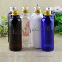 Wholesale pill bottles for sale - Group buy Aluminium Bottle Cosmetic Liquid Screw Cap Capacity ml Colorful Travel Accessories Small Solid Pill Storage Bottles