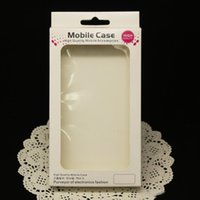 Wholesale 5c phone cases for sale – best Universal Paper Plastic Retail Package Packaging Boxes for iphone S S C S Plus Samsung Galaxy S4 S5 S6 Note Phone Case
