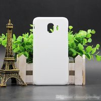 Wholesale case 3d blank online – custom For Samsung Galaxy A6 A6 PLUS J3 J4 J6 J7 J7 DOUS D Blank sublimation Case cover Full Area Printed