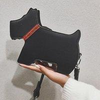 Wholesale donkey bags resale online - Hot Kawaii Animal bag Creative D DOG Donkey Horse Female Shoulder Bag for women messenger travel mochila bolsos Q5