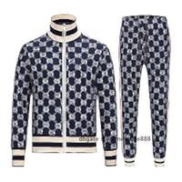 New Men Tracksuit Sweat Suits Sports Suit Men Hoodies Jackets Tracksuits Jogger Suits Jacket Pants Sets Men Jacket Sporting Suit sets M-3XL