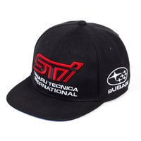 Wholesale sports car hat resale online - KAGYNAP Embroidery Car Hip Hop Hats For Men Outdoor Sports Motorcycle Baseball Cap Trucker Casquette Snapback Caps