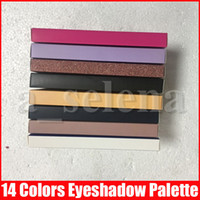 Wholesale purple gold makeup brushes resale online - Eye Makeup Rose Gold Modern Eye Shadow Palette Colors Limited Shimmer Matte Eyeshadow Palette with Brush Shadows Palette Styles