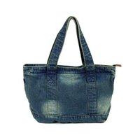 Wholesale kiple bags resale online - Bolso Kiple Casual Denim Bags Female Jeans Hand Bags Design Women High capacity Tote Bag Women Casually matched