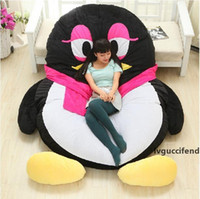 Wholesale 3d bedding set for kids resale online - Cute Pink QQ Pet Sofa D Bedding Sets Beanbag Tatami Mattress Supplies For Kids Xmas Birthday and Valentine s Day Gifts