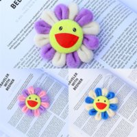 Wholesale channel brooches for sale - Group buy doyh Pins adventure Cartoon Enamel channel Wild Scenic mountain Brooches Badges Huachenyu same style Fashion Lapel Sun flower brooch pin