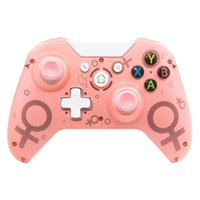 Wholesale wired xbox one controller for pc for sale - Group buy Wired Wireless Controller For Microsoft Xbox One Controller For Xbox One Slim Gamepad Pc Windows Ps3 For Xbox One bbyXGd yhshop2010