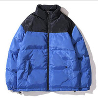 Mens down parkas causal Jacket couple high Street Warm coats Outerwear Thickness Winter coat