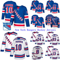 Wholesale hockey rangers resale online - 2019 New York Rangers Jersey Artemi Panarin Kaapo Kakko Adam Fox Alexis Lafreniere Hockey Jerseys