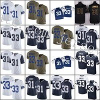 Wholesale dallas football jerseys resale online - Dallas Cowboys men Byron Jones Tony Dorsett men NFL women youth retro soccer jerseys