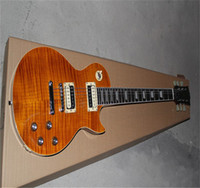 Wholesale guitar appetite resale online - Slash Appetite Natural yellow burst Guitar SLASH signature Standard electric guitar