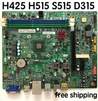 Wholesale BY3 LT V For Lenovo H425 H515 S515 D315 Motherboard CFT3I Mainboard tested fully work