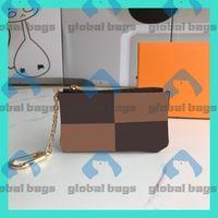 Wholesale passport belt pouch for sale - Group buy mens womens designer key pouch passport holder Coin Purse card holder wallet mens credit card holder leather passport cover cardholder
