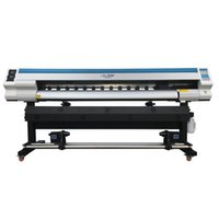 Wholesale eco solvent print for sale - Group buy Digital hot sale mm printing width flex banner outdoor eco solvent printer with XP600 head