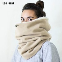 Wholesale designer infinity scarves resale online - Chunky Scarf Scaves Femme Bandana Women s Cowl Ladies Winter Snood Warm Scarf Loop Infinity Accessory Mask Face Foulard T200407 Pvcsu