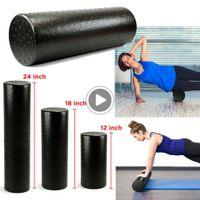 Wholesale physio yoga resale online - E4QI CM Black Extra Firm High Density Yoga Pilates Exercise Fitness Physio Gym Mas Rehab Injury