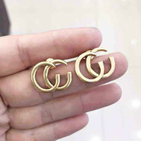 2020 Hot Earring hollow words Fashion 316L Titanium steel punk earring words for man and women stud earring jewelry Christmas gifts
