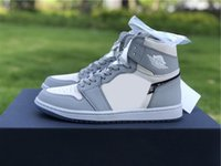 Wholesale sneakers c resale online - 2020 Release X High OG S Expensive Sneakers Mens Womens Basketball Shoes With Original Box C N8607 D US
