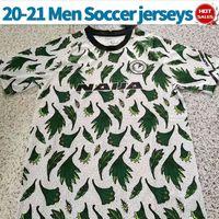 Wholesale training uniform resale online - Nigeria training shirt soccer jersey Men training soccer shirts nation team Football uniforms do not print