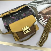 Wholesale color block tote bag for sale - Group buy 88812 grained cowhide color blocking flip crossbody bag Handbags Iconic Top Handles Shoulder Bags Totes Cross Body Bag Clutches Evening