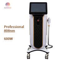 Profession 808nm Diode Laser Machine for Hair Removal Skin Rejuvenation 808nm Laser Hair Removal Machine wavelengt equipment