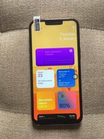 Wholesale 6 Inch Android Goophone i12 Pro Max With Green Tag Sealed Face ID wireless Charging WCDMA G Quad Core Ram GB ROM GB Show GB