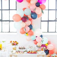 Wholesale balloons arches for sale - Group buy Balloon Accessories Balloon Chain Wedding Party Birthday Background Decoration Arch Diy Decor Party Supplies Balloon Accessories sqcjzD