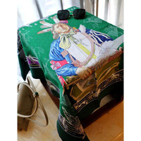 Women 100% Silk Scarf Shawl Wraps Double Side Prints