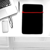 Wholesale tablet case bag cover pouch for sale - Group buy Besegad Soft Laptop Sleeve Bag Pouch Protective Case Cover For Macbook Mac Book Dell Notebook Tablet Pc Inch wmtkjX qpseller