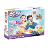Wholesale long water pump resale online - Currently Available Pump Multi Functional Space Water Gun Childrens Outdoor Sports Water Gun Toys Boys and Girls with Long Range