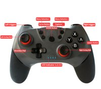 In Stock Gamepad Wireless Bluetooth Game Handle Switch Remote Controller Joypad Designed For Nintendo Switch Controller Hot Sale