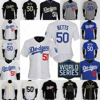 ingrosso mookie betts-50 Mookie Betts Jersey Cody Bellinger Corey Seager Justin Turner Enrique Hernandez Clayton Kershaw Walker Buehler Joe Kelly Max Muncy