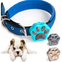 Wholesale mini dog collar for sale - Group buy Mini Pet Collar GPS Tracker IP66 Waterproof Real Time Google Maps Tracking Locator For Dog Cat kids G Network free App