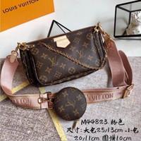 Wholesale phone accessories bag for sale - Group buy Fashion handbags Multi pochette accessoires purses Women favorite accessories crossbody bag shoulder bags LV LOUIS VUITTON