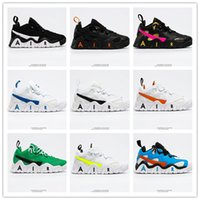 Wholesale restore boots for sale - Group buy 2020 New Air Barrage Low Basketball Shoes For High Quality Restoring Chinese culture Black White Grey Mens Outdoors Athletic Sports Sneaker