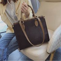 Wholesale designers tote bags resale online - Real Top Quality Version Handbags luxurys designers bags In stock Casual Tote Original Material fashion bags purse brand handbag women bags