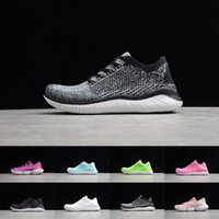 Wholesale lightweight womens sneakers for sale - Group buy High Quality Free RN Running Shoes Womens Mens Shoes Classic Weaving Lightweight Outdoor Jogging Casual Sports Sneakers Size