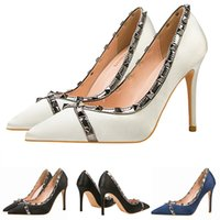 Wholesale rings for toes for sale - Group buy Hot Sale New Sexy Stiletto Heels Shoes Back Ring Pointed Toe Lady Women Pumps cm Fashion High Heels Shoes for Women Office Dress Shoes